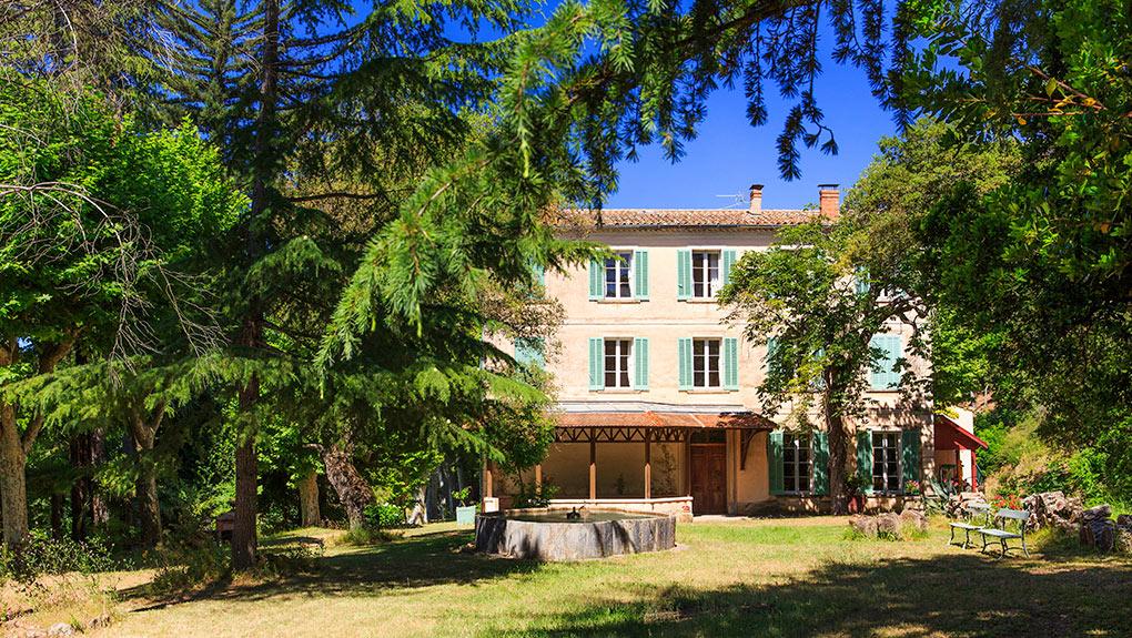 vins de provence maisons dhtes salle de rception domaine - Domaine Viticole Mariage Var